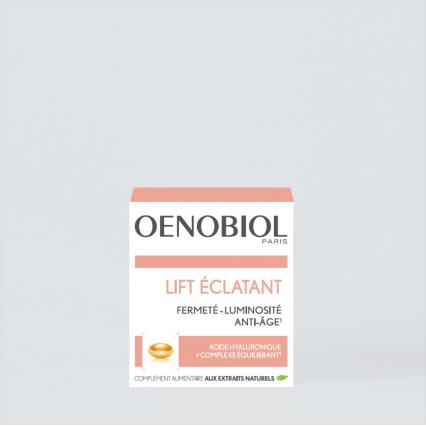 OENOBIOL®歐諾美 Lift Radiant 抗衰老提亮美肌丸